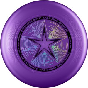 Фрисби Discraft Ultra-Star фиолетовый