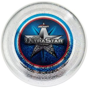 Фрисби Discraft ultra-Star Soft звёздная фольга