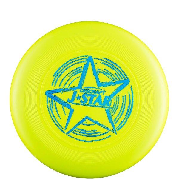 Фрисби для детей Discraft J-Star желтый