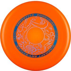 Фрисби для фристайла Discraft Sky-Styler оранжевый