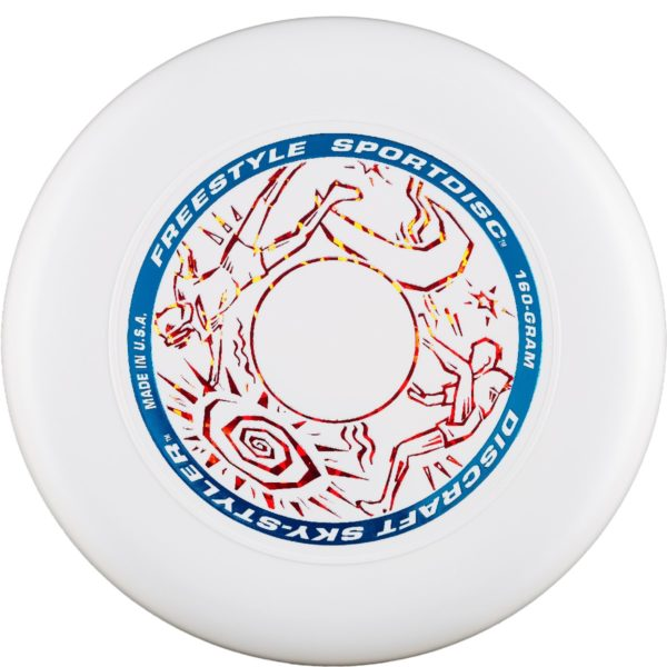 Фрисби для фристайла Discraft Sky-Styler белый