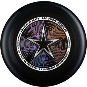 Фрисби Discraft Ultra-Star черный