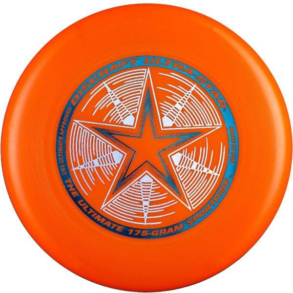 Фрисби Discraft Ultra-Star оранжевый