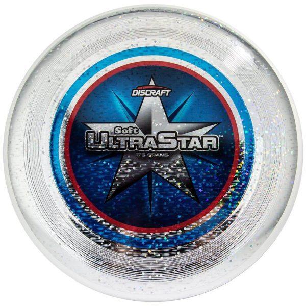 Фрисби Discraft ultra-Star Soft звёздная фольга